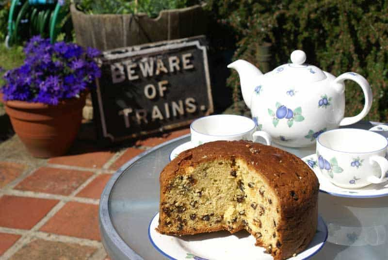 Tea and Cake at the Old Bakery