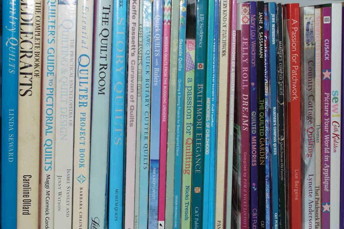 Quilt Making Books