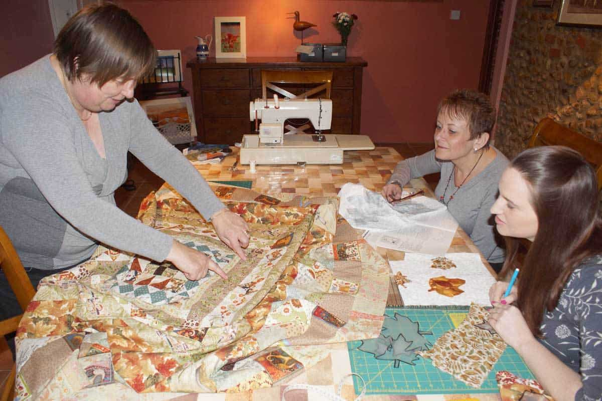 Quilt Making Retreat