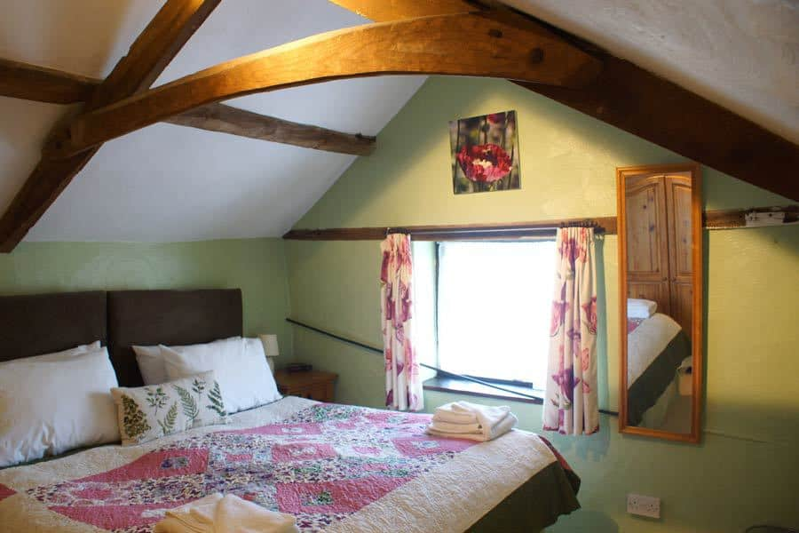 The Bakehouse Master Bedroom