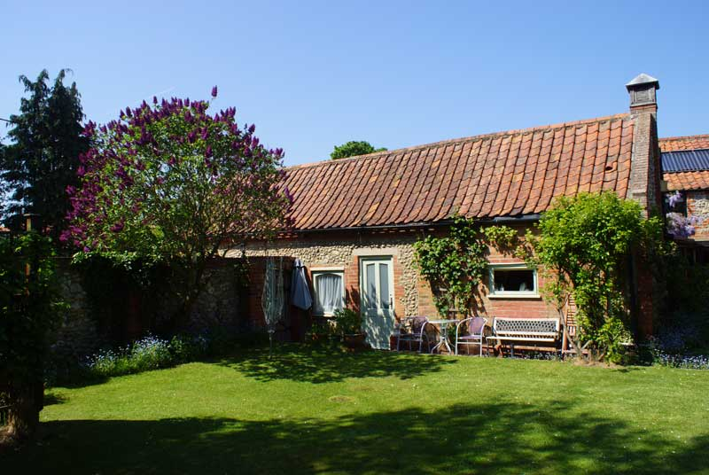 The Old Bakehouse self-catering holiday cottage