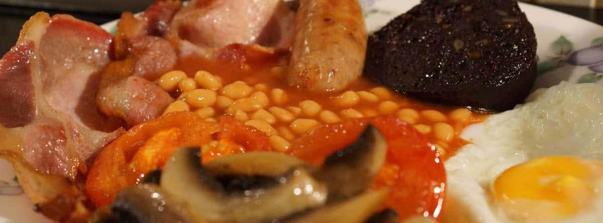 Food–Breakfast—fry Up