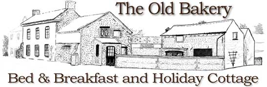 The Old Bakery B&B and The Bakehouse Self Catering Cottage